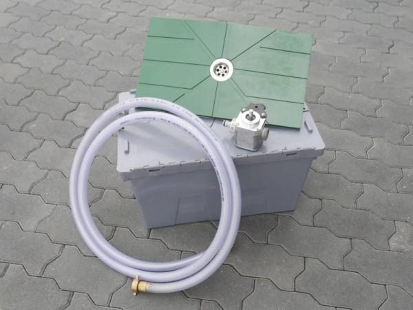 Abwasserpumpe-Set