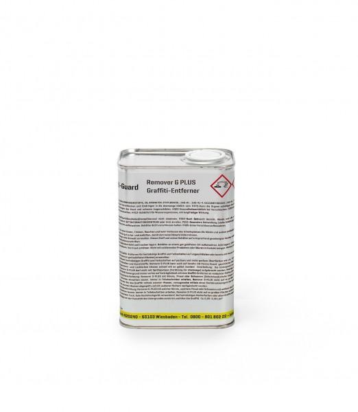 Remover G-PLUS - Alkalischer Graffiti- & Bitumen-Entferner