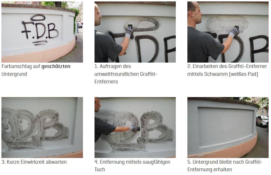 Graffitientfernung-von-Graffiti-Schutz